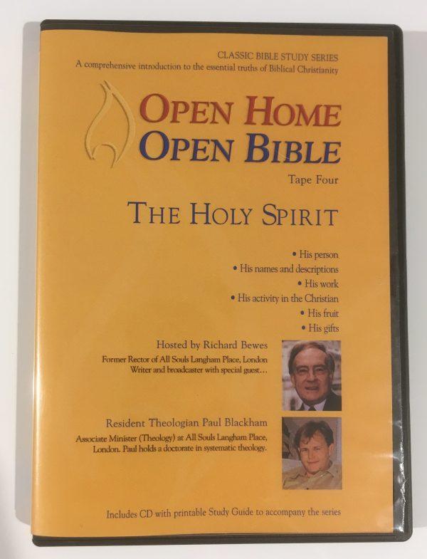 OHOb - The Holy Spirit