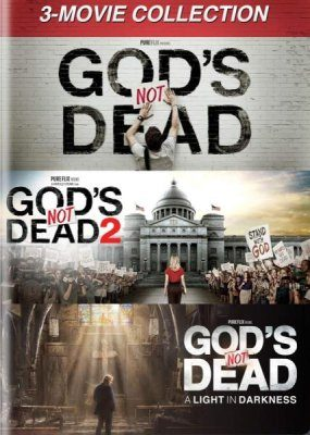3-movie collection - God's Not Dead