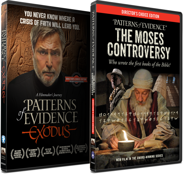 Combo--The Exodus DVD Moses Controversy DVD (resized 1200)