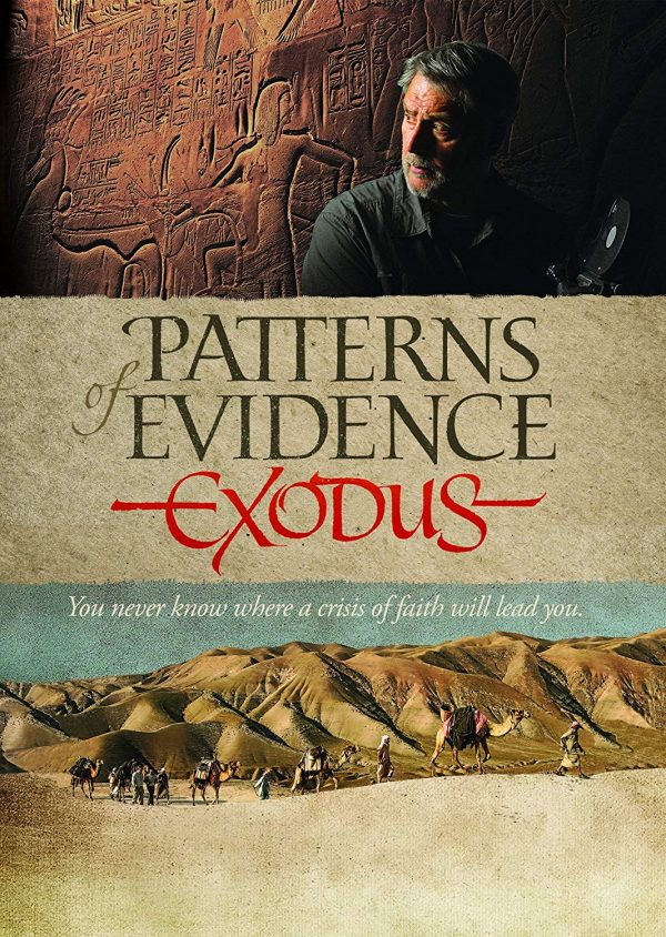 Patterns of Evidence: The Exodus Front Cover