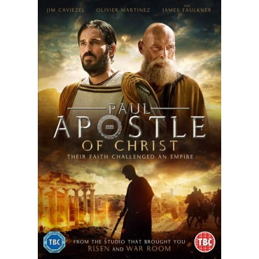 Paul- Apostle of Christ Front Cover