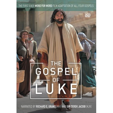 Gospel of Luke Front Cover