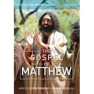 Gospel of Matthew Front Cover