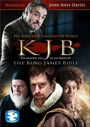 KJB - The Book that Changed the World Front Cover