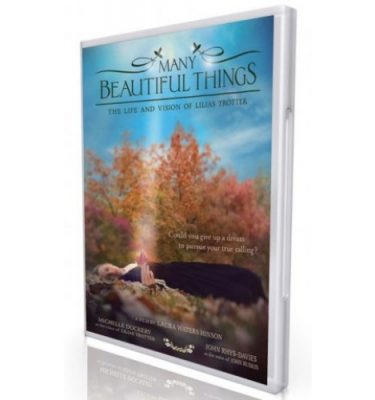 Many Beautiful Things Front Cover