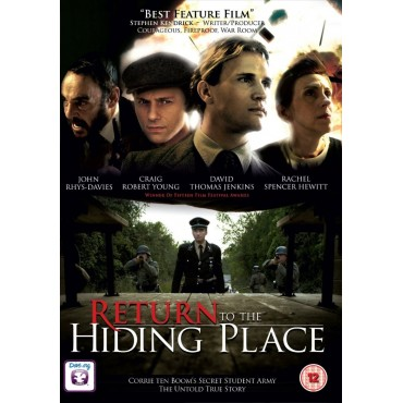 Return to the Hiding Place Front Cover