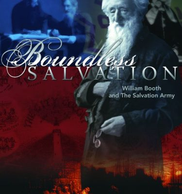 Boundless Salvation - William Booth Front Cover