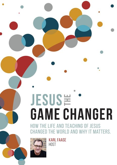 Jesus the Game Changer Front Cover