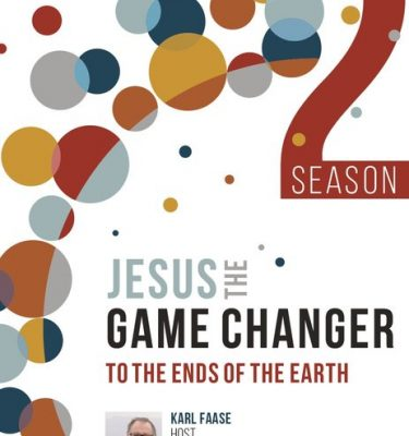 Jesus the Game Changer Season 2 Front Cover