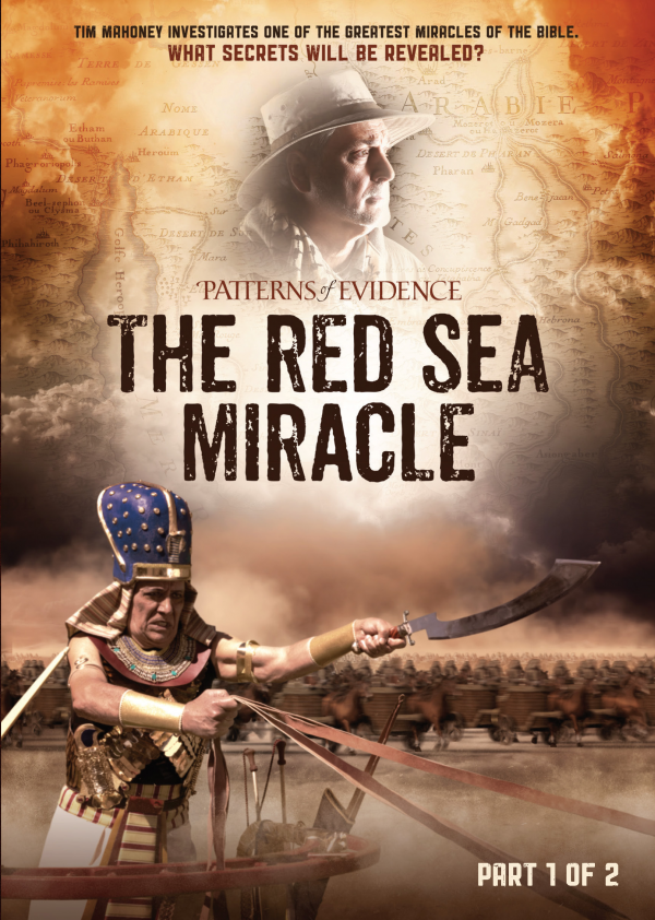 Red Sea Miracle - Part 1 - Front cover