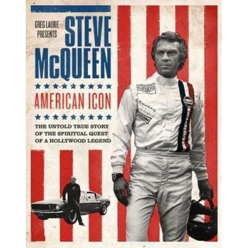 Steve McQueen American Icon Front Cover
