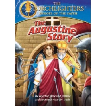 Torchlighters- Augustine Front Cover