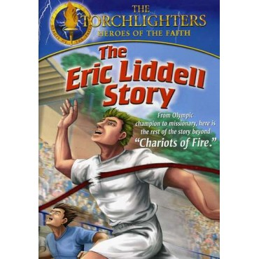 Torchlighters- Eric Liddell Story Front Cover