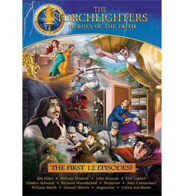 Torchlighters-First 12 Episodes Front Cover