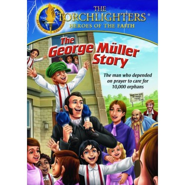 Torchlighters- George Mueller Story Front Cover
