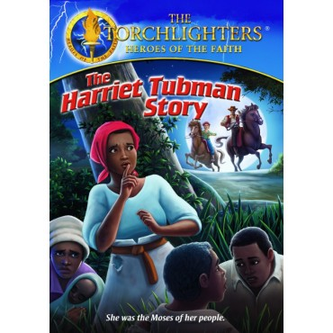 Torchlighters- Harriet Tubman Front Cover
