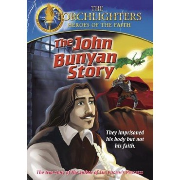 Torchlighters- John Bunyan Story Front Cover