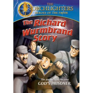 Torchlighters- Richard Wurmbrand Story Front Cover