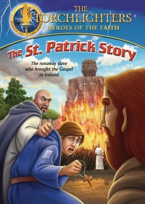 Torchlighters- St Patrick Story Front Cover