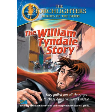 Torchlighters- William Tyndale Story Front Cover