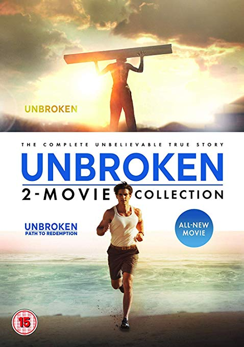 Unbroken 2-DVD collection