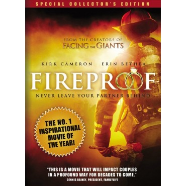 Fireproof Front Cover