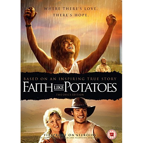 Faith Like Potatoes Front Cover