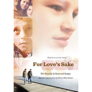 For Love's Sake Front Cover